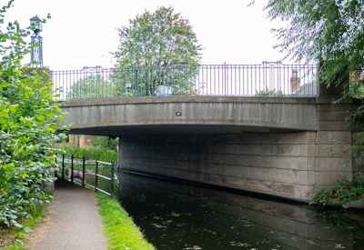 Bridge over Erewash Canal, Sandiacre