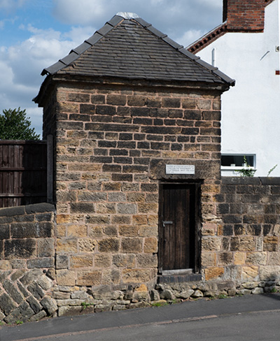 Sandiacre's Pinfold and Lock-up