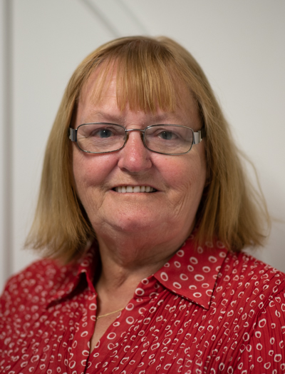 Image of Councillor Shirley Dickman